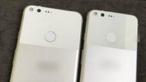 Se filtraron imágenes en vivo de Google Pixel y Pixel XL