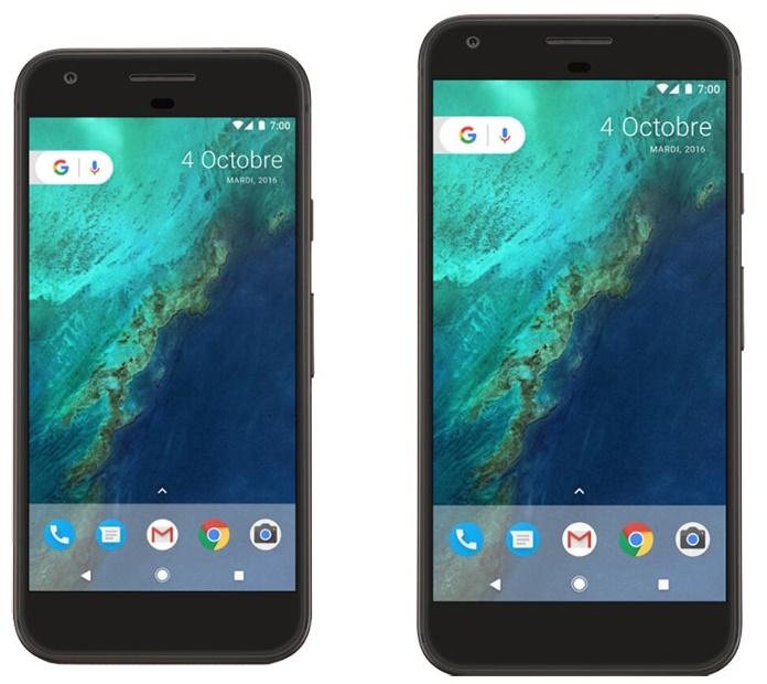 google-pixel-vs-pixel-xl