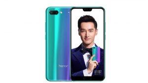 Honor 10 anunciado con Kirin 970 SoC, pantalla 19: 9 de 5,84 pulgadas y cámaras traseras duales con funciones basadas en inteligencia artificial