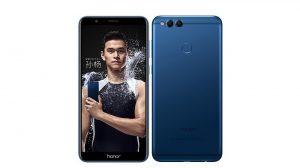 Honor 7X con pantalla completa y cámaras traseras duales se lanzará en India en diciembre