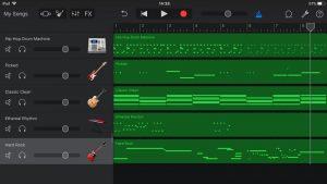 Cómo hacer una canción en GarageBand para iPhone y iPad