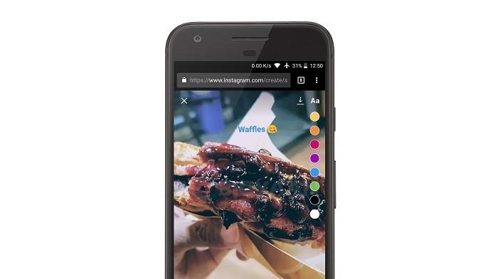 cómo-publicar-historia-de-instagram-navegador-web-móvil-android