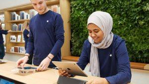Cómo reservar una cita en el Genius Bar de una Apple Store