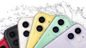 Cómo reparar un iPhone mojado o dañado por el agua