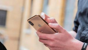 Cómo saber si el iPhone de alguien está en modo No molestar