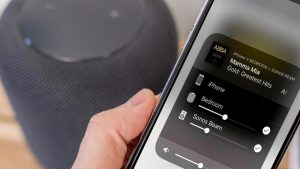 Cómo conectar un altavoz Sonos a un HomePod