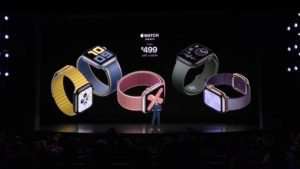 Cómo reservar Apple Watch Series 5