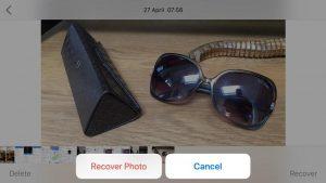 Cómo recuperar archivos y fotos borrados en iPhone