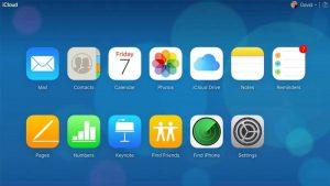 Cómo configurar iCloud