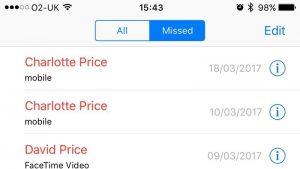 Cómo evitar que las llamadas de iPhone vayan directamente al correo de voz