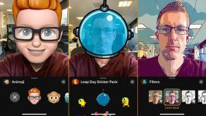 Cómo usar filtros de cámara en Mensajes en iPhone