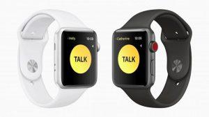 Cómo usar Walkie-Talkie en Apple Watch