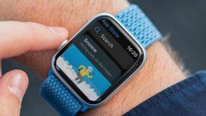 Cómo usar la App Store de Apple Watch