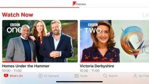 Cómo ver televisión gratis en un iPhone