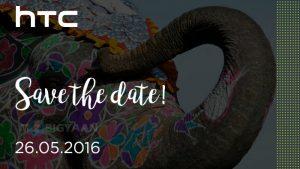HTC 10 se lanzará en India el 26 de mayo