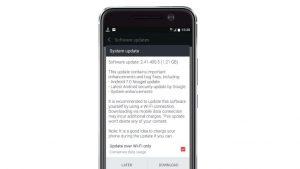 HTC 10 recibe la actualización de Android 7.0 Nougat en India