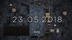 HTC lanzará un nuevo teléfono inteligente el 23 de mayo, podría ser el U12 +