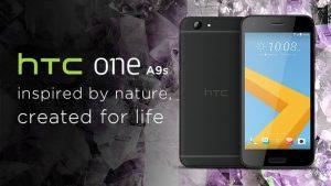 HTC One A9s presentado con Helio P10 SoC, pantalla HD y escáner de huellas dactilares