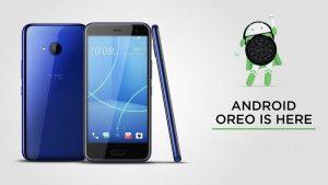 HTC U11 Life desbloqueado recibiendo la actualización de Android 8.0 Oreo