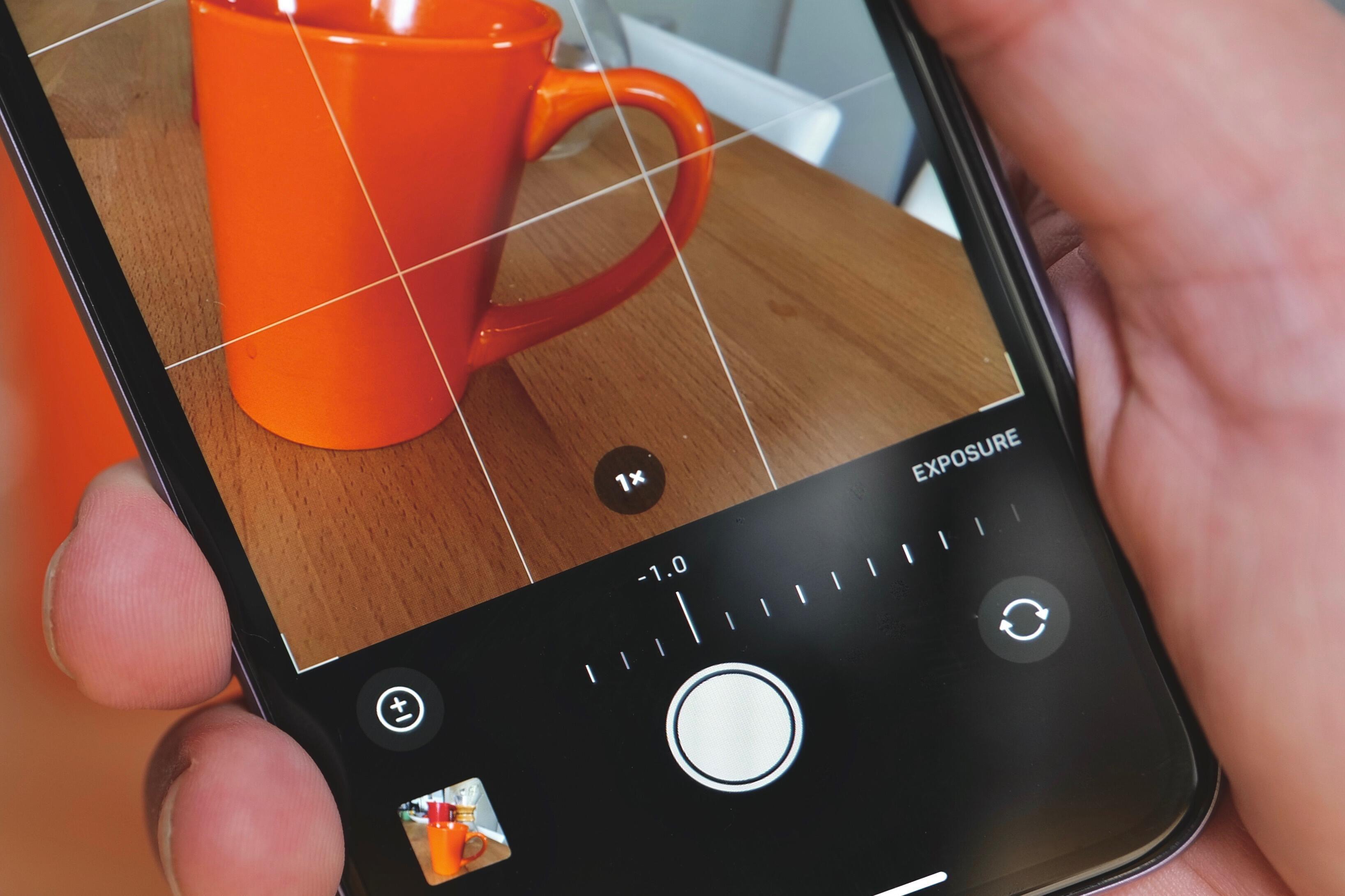 Adiciones de cámara iOS 14