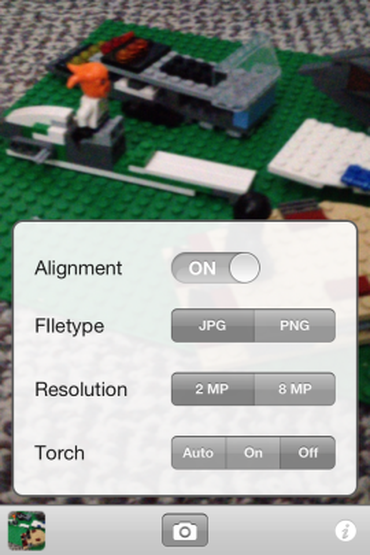La aplicación Cortex Camera ayuda a su iPhone 5 a capturar mejores fotos con poca luz.