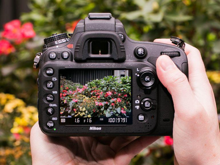 Nikon D610 (con lente de 24-85 mm)