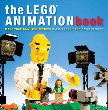 Libro de animación de Lego