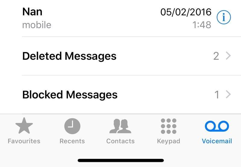¿Qué sucede cuando suena un teléfono que lo ha bloqueado?