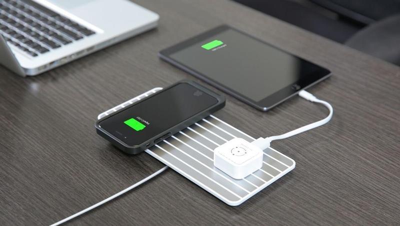 cómo obtener carga inalámbrica iphone fli charge