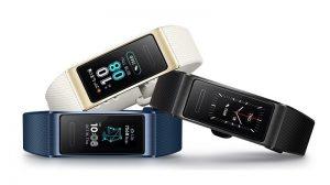 Huawei Band 3 Pro anunciado con pantalla AMOLED, GPS incorporado y resistencia al agua