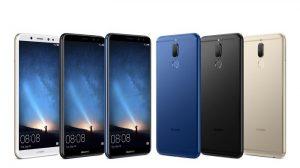 Se rumorea que Huawei Mate 10 Lite vendrá con cámaras cuádruples y pantalla 18: 9 de 5.9 pulgadas