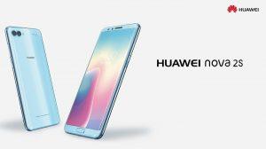 Huawei Nova 2s anunciado con pantalla completa de 6 pulgadas, Kirin 960 SoC y cámaras cuádruples