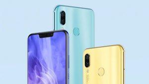 Huawei Nova 3 y TalkBand B5 se vuelven oficiales el 18 de julio