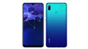 Las especificaciones y renders de Huawei P Smart (2019) se filtran en línea