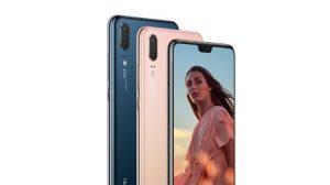 Huawei P20 anunciado con pantalla FullView de 5.8 pulgadas, Kirin 970 SoC y cámaras traseras duales con funciones basadas en inteligencia artificial