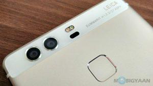 Huawei P9 lanzado en India con cámara trasera dual de 12 MP por ₹ 39,999
