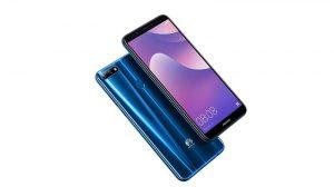 Huawei Y7 Prime 2018 anunciado con pantalla 18: 9 de 5,99 pulgadas, cámaras traseras duales y Android Oreo