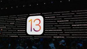 iOS 13: funciones, mejoras, dispositivos compatibles y fecha de lanzamiento