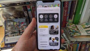 iOS 14: Cómo agregar un widget a la pantalla de inicio de su iPhone