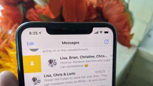 cómo anclar mensajes en iOS 14