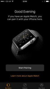 iOS 8.2 con compatibilidad con Apple Watch que se implementará en dispositivos Apple