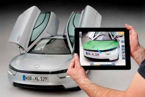 iOS y Volkswagen te ayudarán a reparar tu auto usando esta aplicación de realidad aumentada