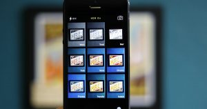 Cinco consejos para la nueva aplicación Cámara en iOS 7