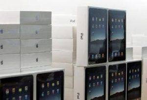 iPad 2 enriquece a los revendedores de eBay
