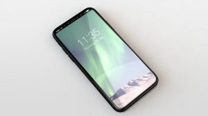 iPhone 8 sin bisel, tiene una barra de estado combinada con la barbilla superior, dice una nueva filtración