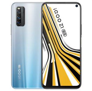 iQOO Z1 5G con tecnología Dimensity 1000+ SoC y 8 GB de RAM lanzado oficialmente en China