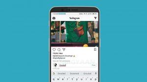 Instagram lanza comentarios en línea en el feed para usuarios de Android