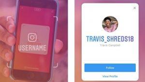 Ahora puede seguir a las personas en Instagram escaneando sus 'Nametags'