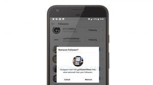 Instagram finalmente te permite eliminar seguidores de tu cuenta pública