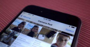 Dónde encontrar el carrete de tu cámara en iOS 8.1